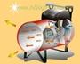 Ipari mobil pb gázos hőlégfúvók. 1.5 Bar